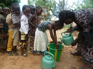 Au Burkina Faso : notre partenaire Dispensaire Trottoir