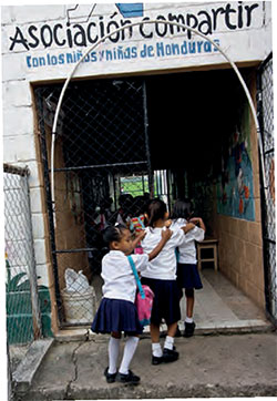 Honduras Compartir