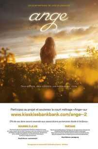 Ange, le film