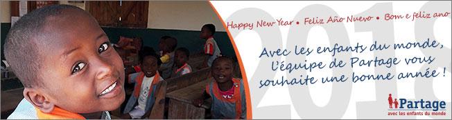 Tous nos vœux pour cette nouvelle année !
