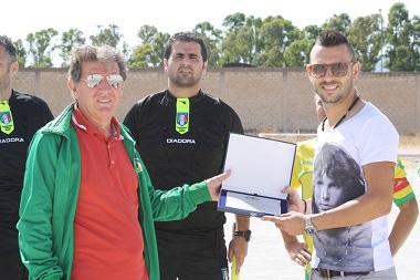 premiazione gibellina calcio