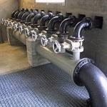 rete idrica e fognaria