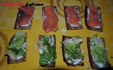 pane salmone