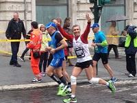 runner maratona roma