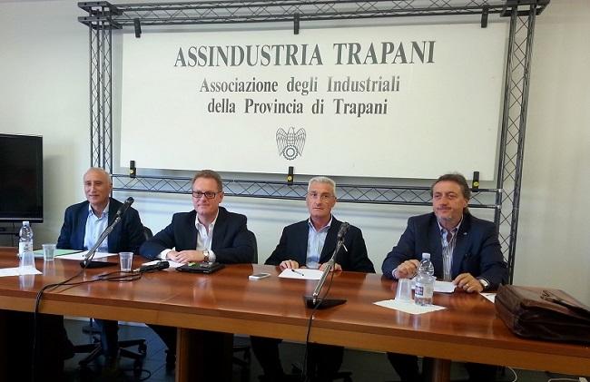 Mimmo Milazzo, Gregory Bongiorno, Filippo Cutrona, Eugenio Tumbarello