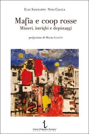 mafia e coop rosse, copertina libro