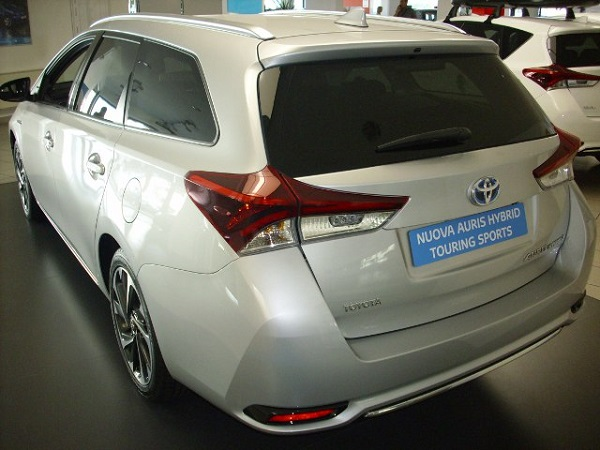 Toyota Auris Restyling 2
