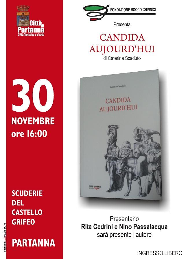 30 novembre castello candida - Copia
