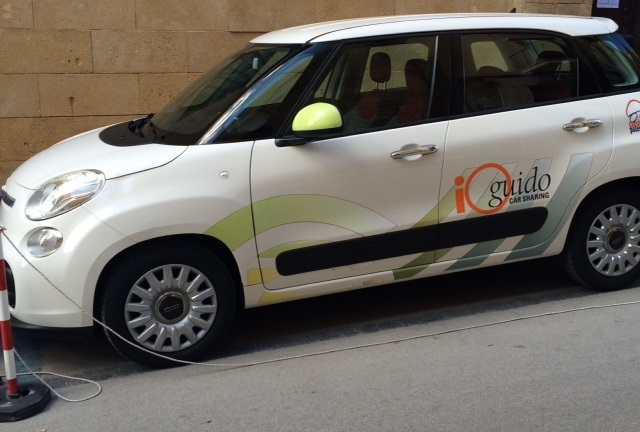 car-sharing castelvetrano 2