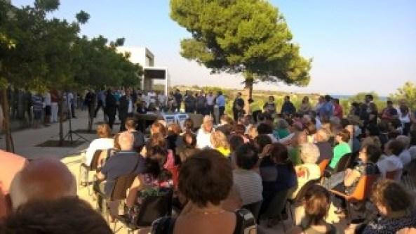 Inaugurazione ingresso Parco archeologico  Triscina 3