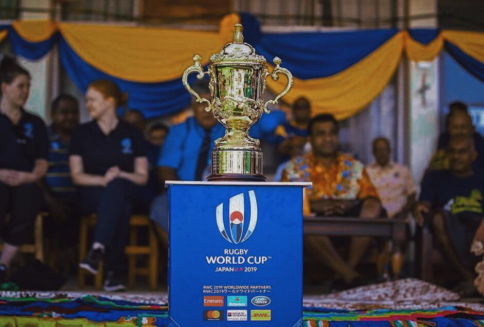 Rygby World Cup Japan 2019