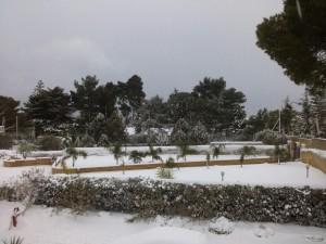 Neve a Partanna-Salvatore_Corrente3