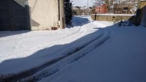 Neve a Partanna_Francesco_Cangemi