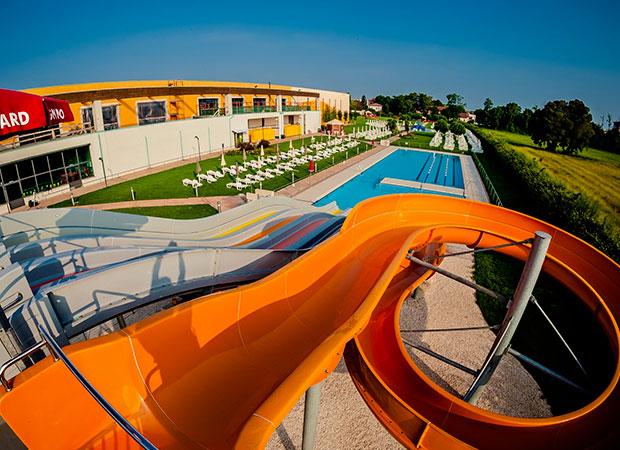 Centro PoliSportivo Seven Infinity  Partecipazioni e