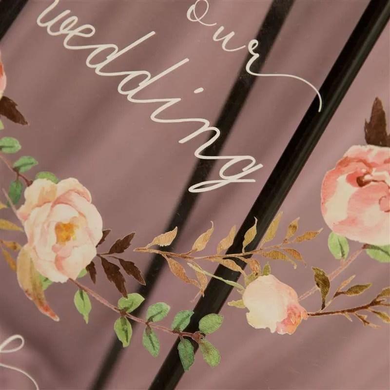 Cartelli Plexiglass tableau de mariage YK007_4