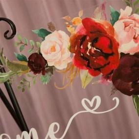 Cartelli Plexiglass tableau de mariage YK010_5