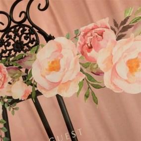 Cartelli Plexiglass tableau de mariage YK029_3