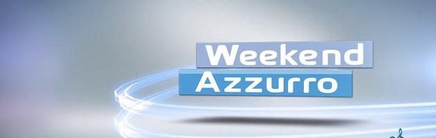 SPOT WEEKEND AZZURRO-PROSSIMAMENTE