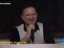 TONY POLVERINO A PARTENOPE TV