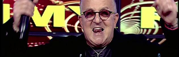TOMMY RICCIO PARTENOPE TV  26 GENNAIO