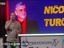 NICOLA TURCO PARTENOPE TV 16 AGOSTO 2021