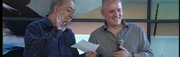 NICOLA TURCO A PARTENOPE TV 4 OTTOBRE 2021