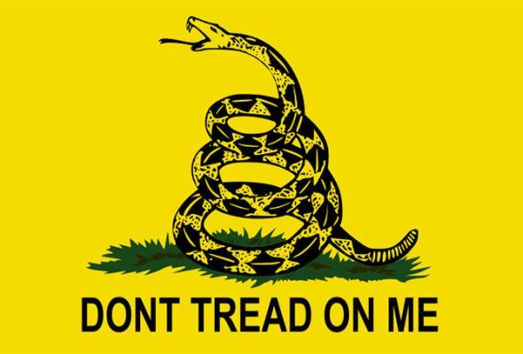 Le Gadsden Flag