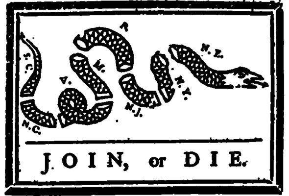 Join, or die !