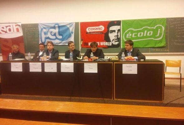 Christophe Goossens : « en matière de fiscalité, je ne veux pas d'un shift mais bien d'un delete »