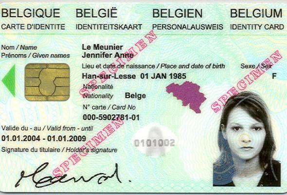 La carte d'identité biométrique, une menace pour la liberté!