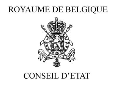 Covid-19 : Communiqué de presse – Recours au Conseil d'Etat – A.R. du 17 mars 2020 – Belgique