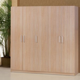 OEM Melamine Chipboard Cabinet Wardrobe Furniture