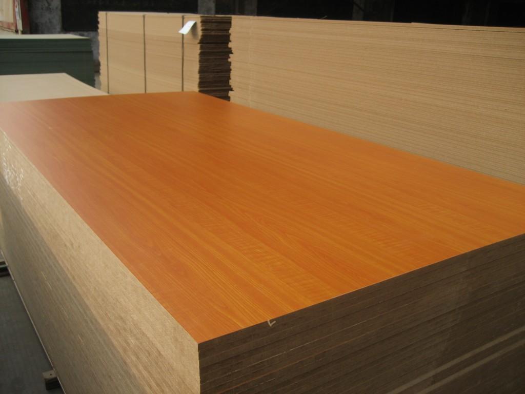 Melamine MDF Board Laminated Board Manufacturer in China