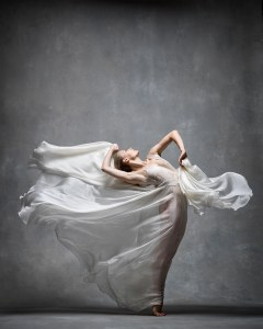 Charlotte Landreau, Martha Graham Dance Company (NYC Dance Project - Artists without Borders)