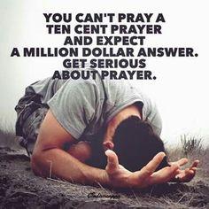ten cent prayer