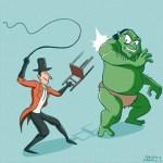 Domando al troll: cómo lidiar con los malos comentarios