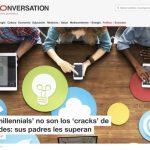 Sobre millennials y uso de tecnología