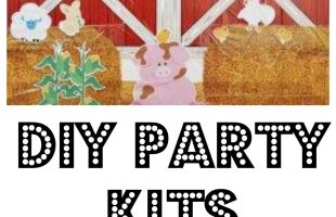 DIY Party Kits for Eye-Popping Parties