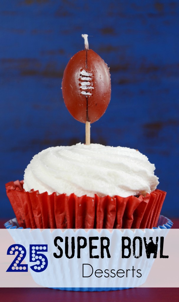 25 Super Bowl Desserts