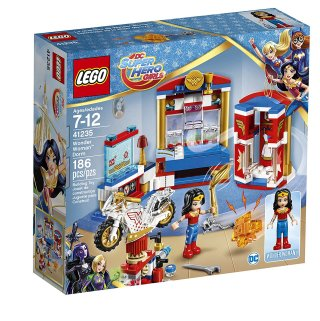New LEGO DC Super Hero Girls Sets for Hours of Creative Play