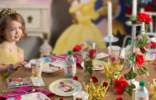 How to Host One Really Cute Beauty and the Beast Party