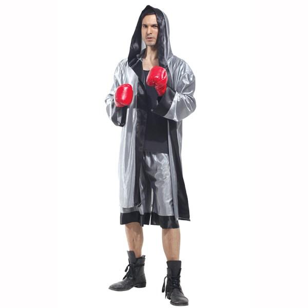 Boxer Costumes Men Women Kids