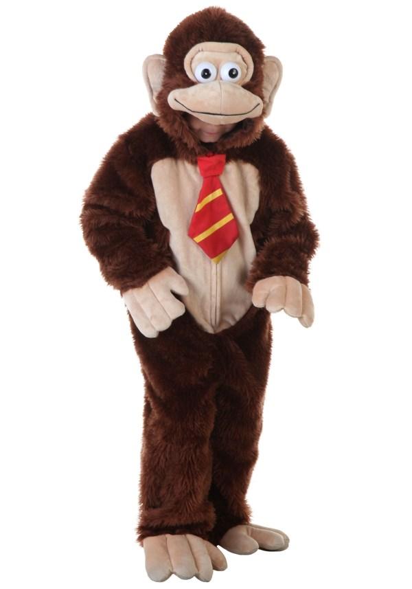 Donkey Kong Costumes Men Women Kids