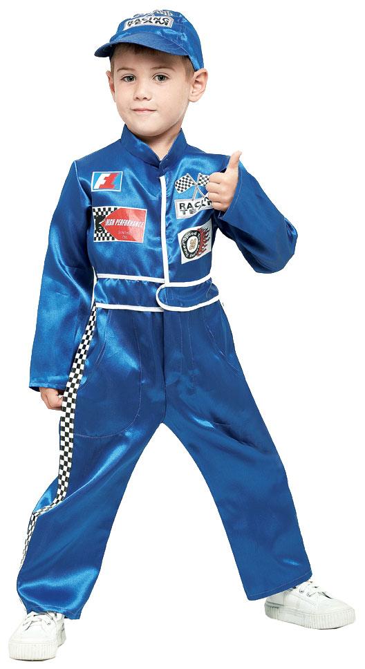 Race Car Driver Costumes (for Men, Women, Kids) | Parties Costume