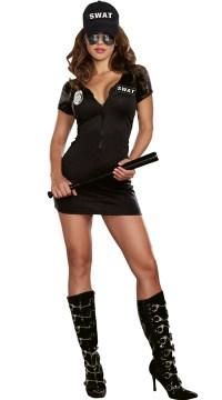 SWAT Team Costumes (for Men, Women, Kids) | Parties Costume