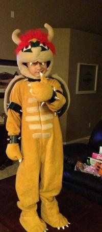 Bowser Costumes (for Men, Women, Kids) | PartiesCostume.com