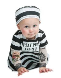 Prisoner Costumes (for Men, Women, Kids) | PartiesCostume.com