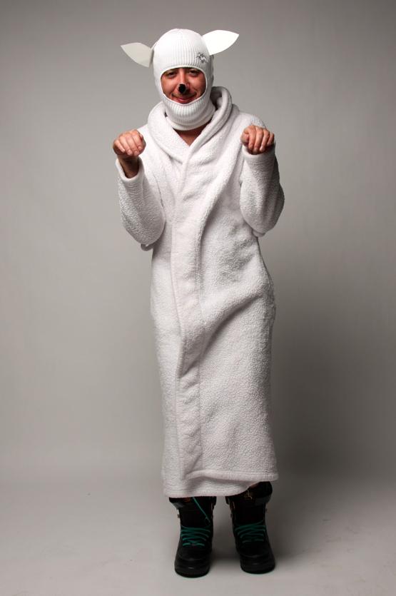Make Costume Sheep Ears