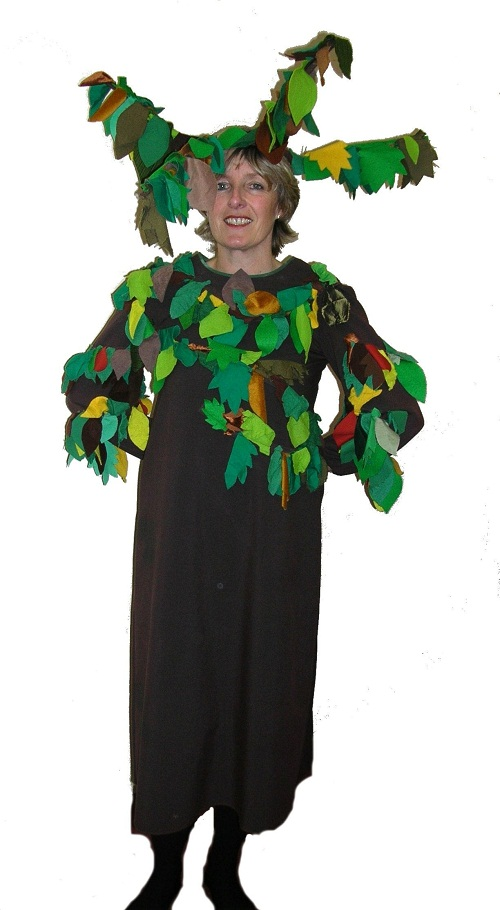 Tree Costumes Men Women Kids