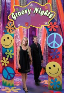 1960's Retro Hippie Themed Party Supplies and Decorations
